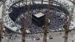 Plus de 100 morts dans un grave accident a la Mecque (actualisé)
