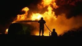 Batna : un homme décède dans un incendie...