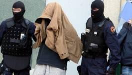 Arrestation d'un jihadiste Français soupçonné d'avoir planifié un attentat