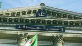 Bouteflika opère un mouvement dans le corps de la justice