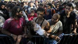 La Croatie achemine des migrants vers sa frontière avec la Hongrie