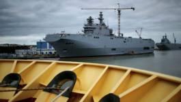 La France aurait remboursé la Russie au double le Mistral non livré