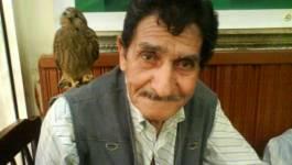 Le chanteur kabyle Moh Ouali Hakem, inhumé à Iflissen (Tizi-Ouzou)