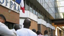 Entrée en vigueur de la loi sur le droit d'asile en France