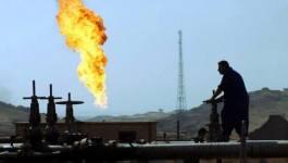 Le pétrole clôture en baisse à 44,43 dollars le baril à New York