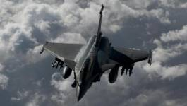 La France fait ses premières frappes aériennes contre l'EI en Syrie
