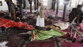 Yémen: 25 morts dans l'attentat contre une mosquée à Sanaa
