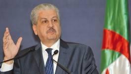 Abdelmalek Sellal veut mettre au pain sec les administrations !!!