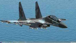 L'Algérie a passé commande de 14 avions de chasse Sukhoi 30