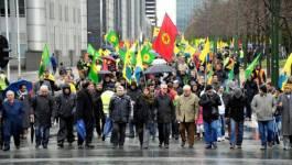Les affrontements entre Turcs et Kurdes à Berne (Suisse) ont fait plusieurs blessés