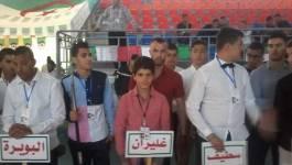 Batna : compétition nationale de rafle et de billard
