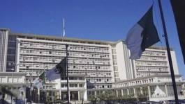 Empêcher l'Algérie de tout perdre sur la scène internationale