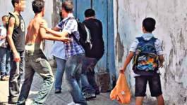 La violence dans le milieu scolaire algérien
