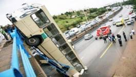 2.949 personnes décédées dans des accidents de circulation en Algérie en 2015