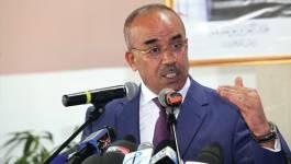 Ce que Noureddine Bedoui, le ministre de l'Intérieur, n'a pas vu à Lakhdaria