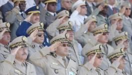 11 autres généraux limogés par le général-major Athmane Tartag, patron du DRS