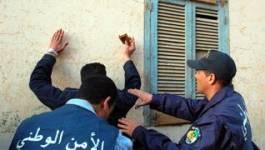 Batna : 631 délits enregistrés par les services de sécurité dans la wilaya