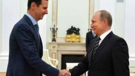 Vladimir Poutine dénonce le double jeu des Occidentaux avec les terroristes en Syrie