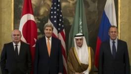 Syrie: statu quo des pourparlers entre la Russie et le trio Washington-Ryad-Ankara