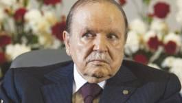 Abdelaziz Bouteflika n'aime pas les portes-paroles
