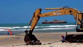 Internet en Algérie : la première phase réparation du câble achevée, selon Algérie Télécom