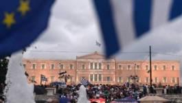 La Grèce sur le fil du rasoir