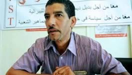 Conférence du Parti socialiste des travailleurs (PST) à Bejaia