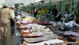 Tragédie de la Mecque : un nouveau bilan de 2181 morts !