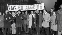 Cérémonie de commémoration du 17 octobre 1961 à Seine-Saint Denis (France)