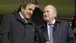 Joseph Blatter et Michel Platini suspendus 90 jours par la commission d'éthique de la FIFA