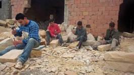 Les damnés de la silicose au service des nouveaux riches dans les Aurès