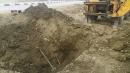 Tazoult : de l'eau potable acheminée dans des canalisations en amiante