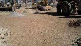 L'APC de Batna a commencé la démolition de 160 constructions illicites sous l'œil de la gendarmerie