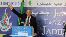"""Soufiane Djilali : """"Tout est trafiqué, l'élection de Bouteflika, son bilan de santé, ses conseils des ministres…"""""""
