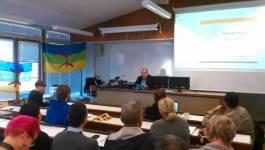 Séminaire sur la culture amazighe à l'université d'Helsinki