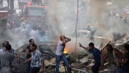 Le groupe Etat islamique revendique l'attentat dans un fief du Hezbollah à Beyrouth