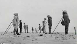 Essai nucléaire à Reggane : 150 prisonniers algériens utilisés comme cobayes humains