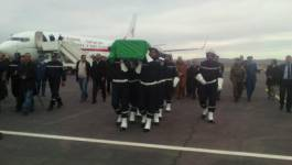 Djalal-Edine Sebâa, victime des attentats de Paris, enterré à Khenchela
