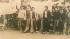 La marche du 26 Mars 1980 : la première de l'Algérie indépendante