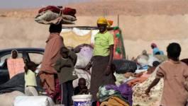 18 morts dans un incendie ayant touché un centre d'accueil pour réfugiés africains à Ouargla