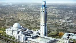 Le ministre Tebboune l'a dit : la grande mosquée d'Alger aura bien un minaret exceptionnel
