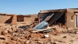 L'UE apporte un soutien d'urgence aux victimes des pluies torrentielles dans le sud-ouest d'Algérie