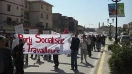 Le PST exprime sa solidarité avec les travailleurs de la SNVI Rouiba