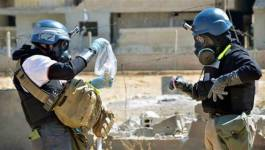 Syrie : du gaz moutarde a été utilisé lors de combats entre groupes rebelles