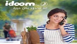 Algérie télécom communique sur son offre Idoom