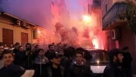 """""""Les Arabes dehors !"""" crient des manifestants racistes en Corse"""