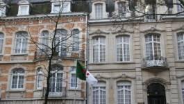 Appel à rassemblement samedi 06 février 2016 à 15h devant l'ambassade d'Algérie à Paris
