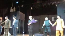 Batna : la troupe du théâtre national en compétition