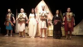 """""""Massinissa et Sophonisbe"""", à la 7e édition du festival national du théâtre amazigh"""