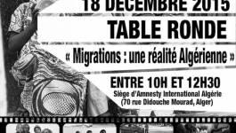 La Plateforme Migration Algérie est née